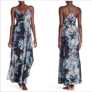 Free people - through the vine maxi dress
